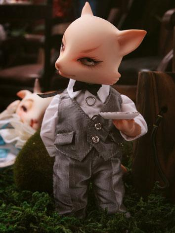 BJD Figaro(Fox)16cm Ball-jo...