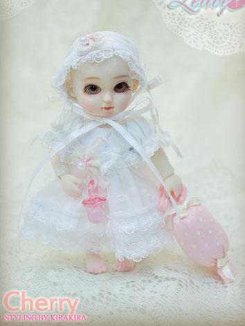 BJD Angel Cherry 12cm Boll-jointed doll