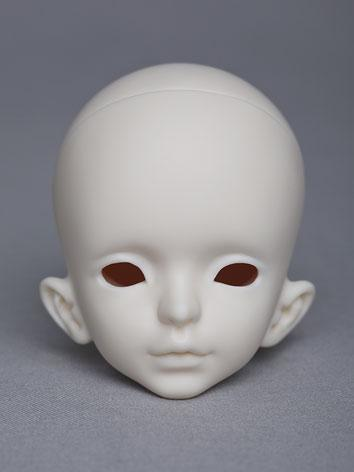 BJD Doll Head Scarecrow Hal...