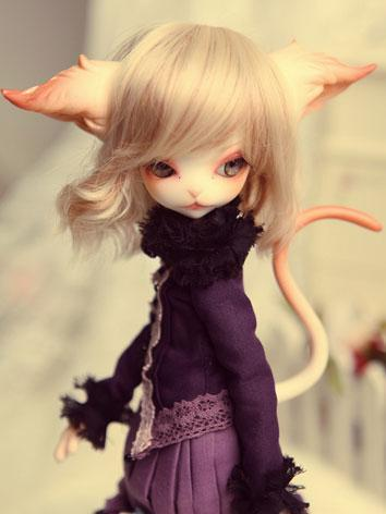 NEW BJD Miss Kitty Cat 27cm Ball-jointed doll