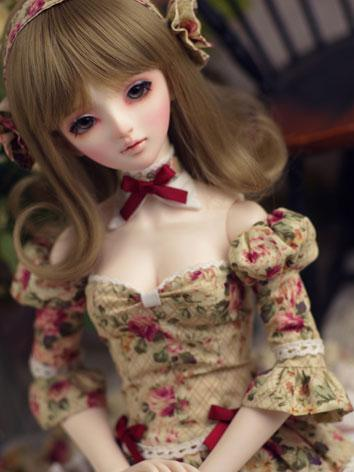 BJD Thea 58cm Girl Ball-joi...