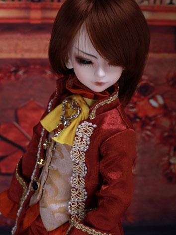BJD Cyril 45.5cm Boy Ball-j...