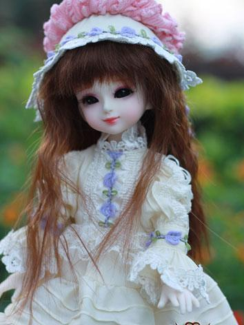 BJD Yiyi 27cm Girl Ball-joi...