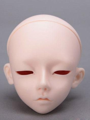 BJD Doll Head Silver-Soul Ball-jointed Doll