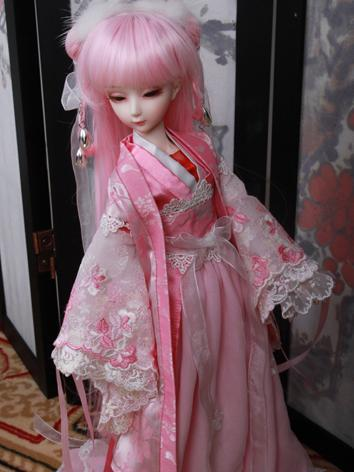 BJD Clothes C-408 for MSD B...