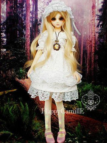 BJD Clothes Fairy Dress Set for MSD