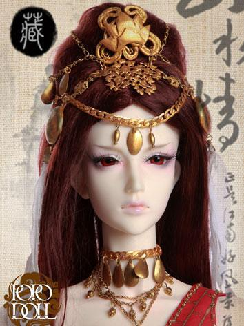 Limited 50 sets Zang Girl 68cm Ball-jointed doll