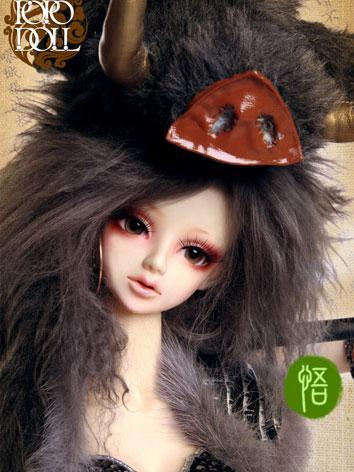 Limited 50 sets Jie Girl 68cm Ball-jointed doll