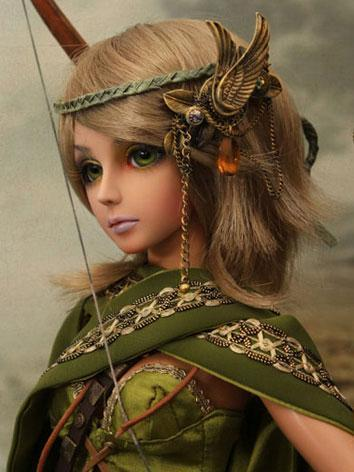 BJD Milaya Girl Ball-jointe...