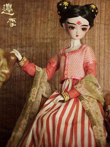 BJD Silk Road-bianxue 58cm Girl Ball-jointed doll