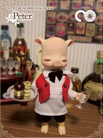 BJD pig Peter Boll-jointed ...