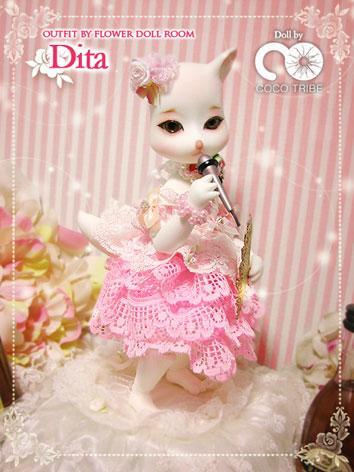 BJD fox Dita Boll-jointed d...