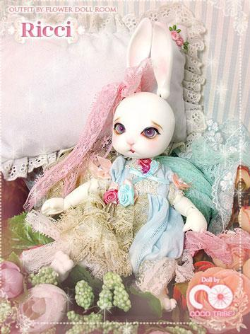 BJD Rabbit Ricci Boll-joint...