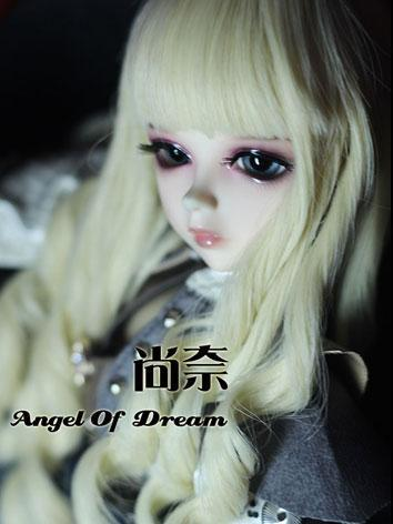 BJD Shangna 44cm Girl Ball-...