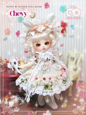 BJD BB Chevy Boll-jointed d...