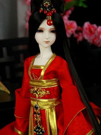 BJD Qiran 45cm Girl Ball-jo...