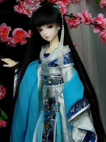BJD Xueyi 45cm Girl Ball-jo...