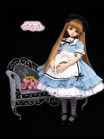 BJD Clothes Alice for MSD B...