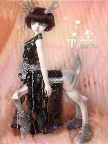 BJD Trisa 44cm Girl Ball-jo...