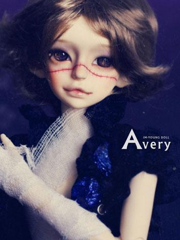 BJD Avery 46cm Boy Ball-joi...