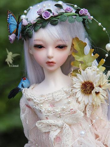BJD Cloud 42cm Girl Ball-jo...