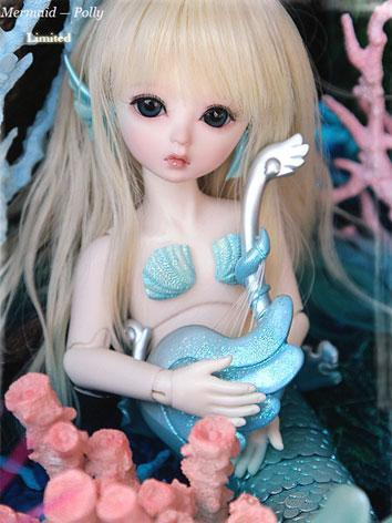 BJD Limited Mermaid-Polly 3...