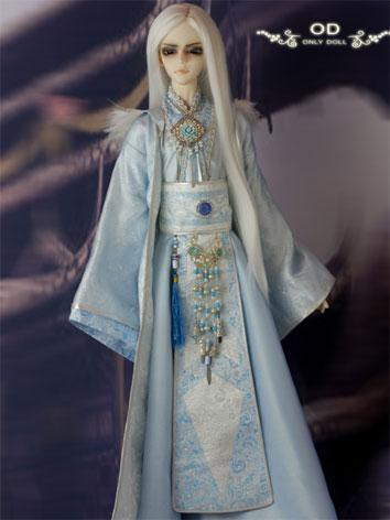 BJD Clothes Blue for 70cm B...