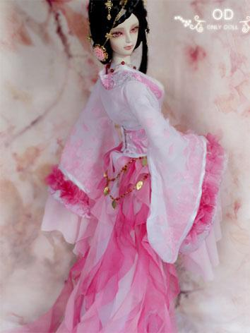 BJD Clothes Pink for 70cm B...