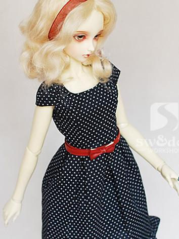 BJD Clothes Dress for SD/MS...