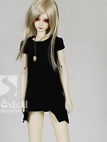 BJD Clothes T-shirt for 70cm/SD/MSD Ball-jointed Doll