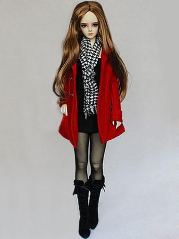 BJD Clothes Coat for SD Bal...