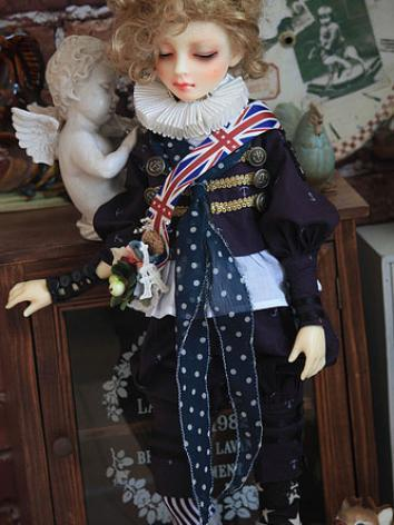 BJD Clothes sailor suit  fo...
