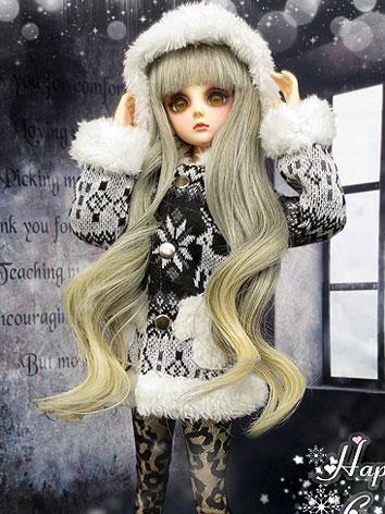 BJD Clothes Parka for MSD/S...
