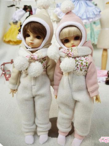 BJD Clothes Christmas cloth...