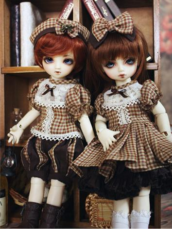 Bjd Clothes a little sweetheart for MSD/YO-SD Ball-jointed Doll