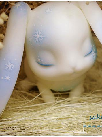 BJD's pet Sapphire Ball-jointed doll