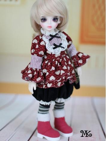 BJD Nelly 27cm Girl Ball-jo...