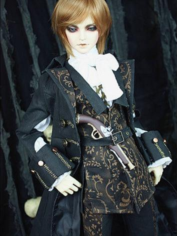 Bjd Clothes Nemesis for MSD...
