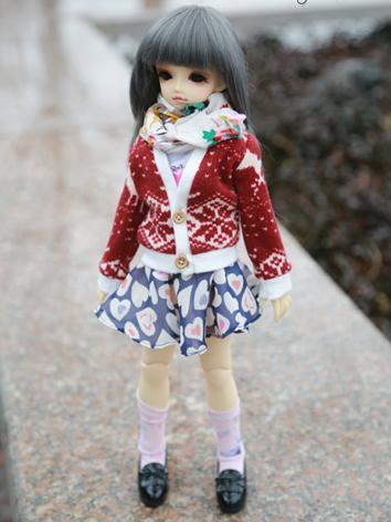 BJD Clothes Cardigan for 70...