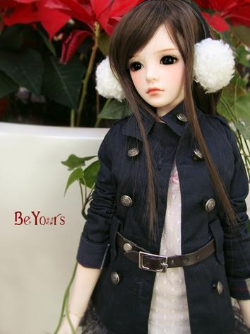 BJD Limited 100 Sets Amber2 60cm Girl Ball-jointed doll