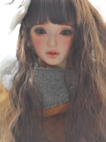 BJD Limited 100 Sets Chestnut 60cm Girl Ball-jointed doll