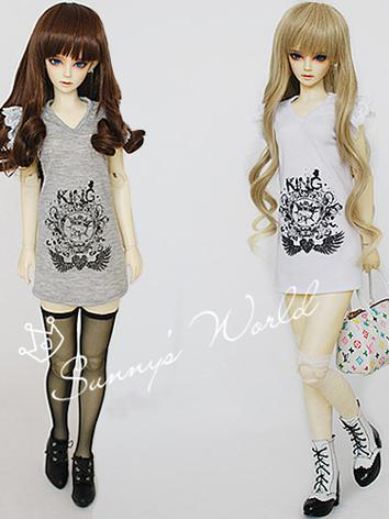 BJD Clothes T-shirt for SD ...