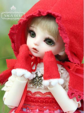 BJD Bobby 27cm Girl Ball-Jo...
