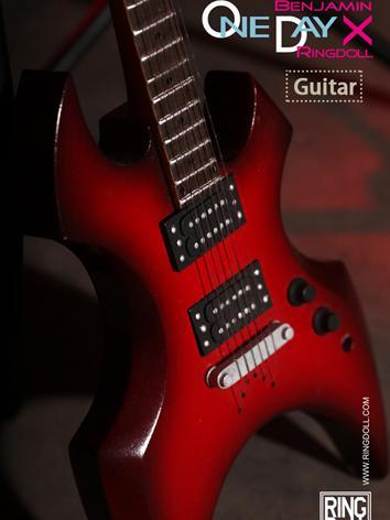 BJD (Ball-jointed doll)Guitar Rot73