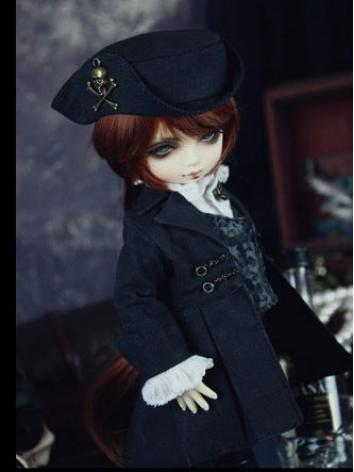Bjd Pirate Clothes  for YO-...
