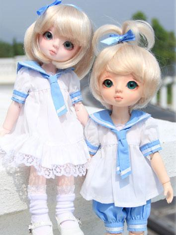 BJD  Yo-SD size doll summer...