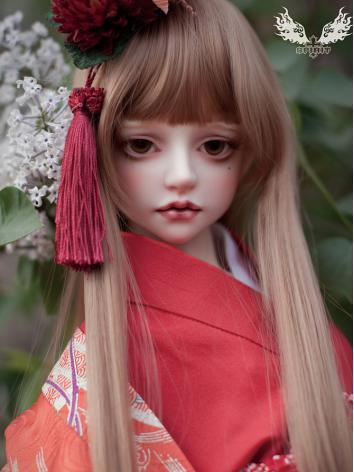 【Limited Edition】BJD Camellia 75cm female Ball Jointed Doll
