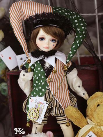 BJD Hugo 27cm Boy Ball-jointed doll