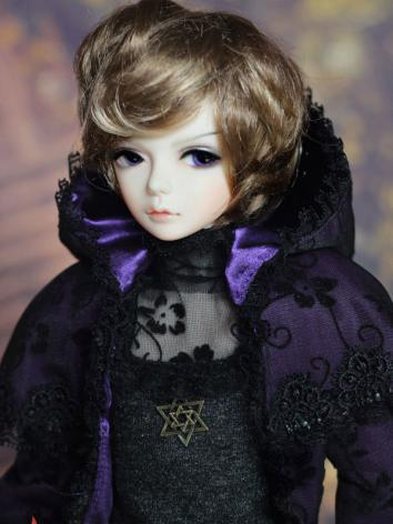 BJD Black Star Boy 44.5cm B...