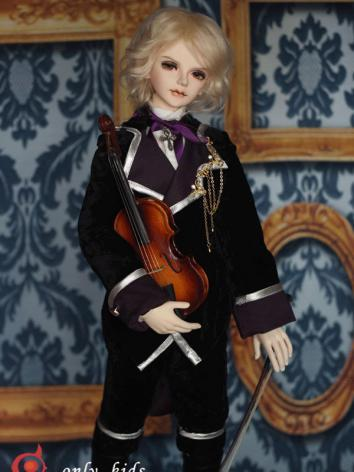 Bjd Clothes purple Ball-joi...